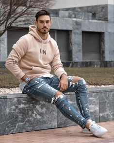 High Fashion Men, Mens Fashion Wear, Fashion Models, Men's Fashion, Fashion Lookbook, Fashion Trends, Mens Casual Dress Outfits, Stylish Mens Outfits, Men With Street Style