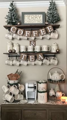 60 Suprising Mini Coffee Bar Ideas for Your Home. If you are looking for 60 Suprising Mini Coffee Bar Ideas for Your Home, You come to the right place. Here are the 60 Suprising Mini Coffee Bar Ideas . Coffee Bar Station, Tea Station, Home Coffee Stations, Beverage Stations, Beverage Center, Coffee Bars In Kitchen, Coffee Bar Home, Coffee Wine, Drink Coffee