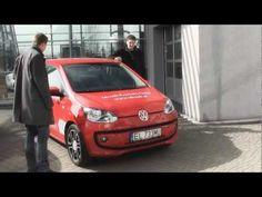 #3 Jazdy próbne - Volkswagen Up!