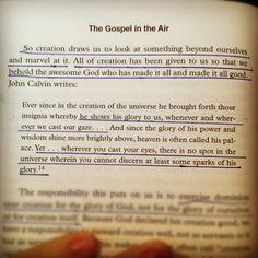 matt chandler = stud. excerpt from The Explicit Gospel