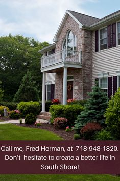 Have you always wanted to try living in the suburbs? South Shore homes is your answer.  #SouthShorehomes #StatenIslandNYhomesforsale #FredHerman