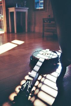 My instrument.. (: