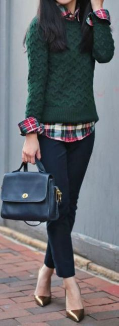 Preppy Looks for fall to Copy Right now0411