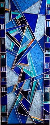 vitrail art contemporain