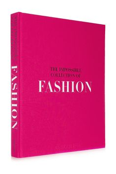Assouline | The Impossible Collection of Fashion by Valerie Steele hardcover book | NET-A-PORTER.COM