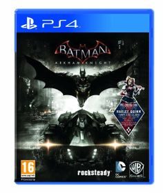 Compare cheapest prices for used Batman Arkham Knight XBOX ONE Game in UK & IE by top retailers retail selling Batman Arkham Knight XBOX ONE Game. Buy used Batman Arkham Knight XBOX ONE Game for best price today by comparing prices at UK Price Comparison. Batman Arkham Origins, Batman Arkham Knight Pc, Batman Arkham Series, Batman Ps4, Batman Games, Joker Arkham, Lego Marvel, Marvel Avengers, Dc Comics Games