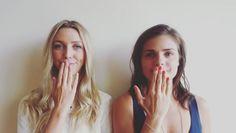 Kathryn & Sanja's wink Brows, Lashes, Serum, Kicks, Instagram Posts, Eyebrows, Eye Brows, Eyelashes, Brow
