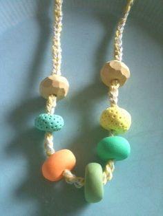 Polymer Clay bead jewellery