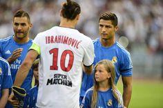 Ibrahimovic y Cristiano Ronaldo son los jugadores mejor pagados del mundo