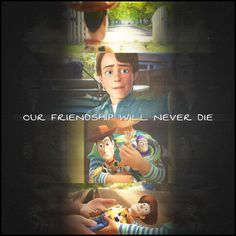 Toy Story. Oh the tears!