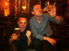 ant and dec - still one of my fave pics