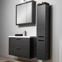 bathroom vanities | bathroom vanity black Bathroom vanities for smaller sized bathrooms by ...