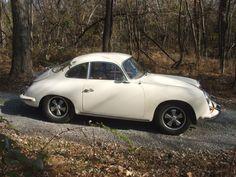 Porsche 356 coupe - 1964