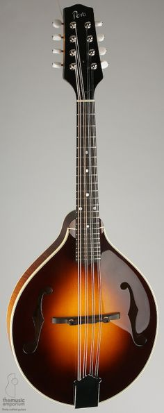 Pava A-5, front (rising star among luthiers)