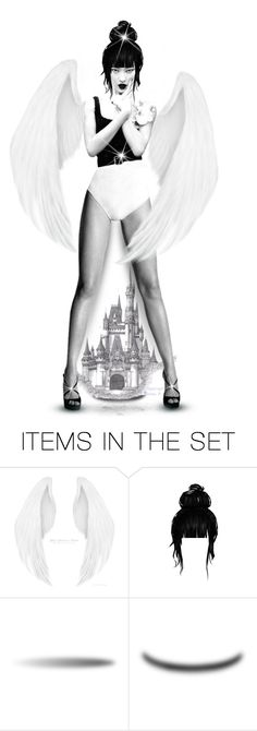 """""""Send me an angel"""" by pati777 ❤ liked on Polyvore featuring art"""