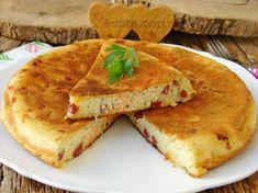 Tavada Yufkasız Börek Tarifi Pastry Recipes, Cooking Recipes, Fries, Food And Drink, Breakfast, Ethnic Recipes, Educational Activities, Recipies, Morning Coffee