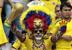 World Cup 2014 fans
