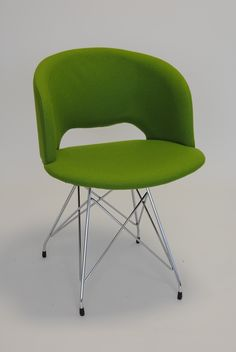 Fashion Tub Chair - Base No. 8 - Four Steel Legs