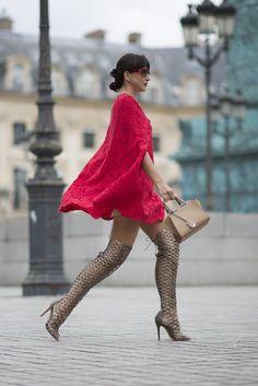 Street Style Paris Fashion Week 2016