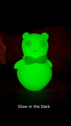 Hey, I found this really awesome Etsy listing at https://www.etsy.com/listing/231876526/kuchi-kopi-bobs-burgers-inspired-glow-in