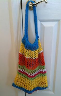 KnitOasis Classes & Events: Knit a Beach Bag--May 16