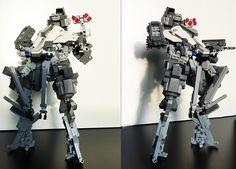 Heavy Support Platform | Big guy's like, the biggest mech I'… | Flickr