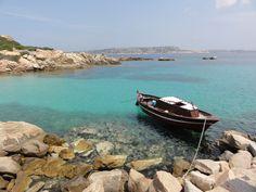 Isla Maddalena, Sardegna, Italia