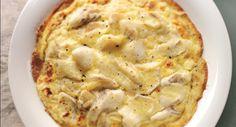 Omelette Arnold Bennett by Mark Sargeant | eggrecipes.co.uk
