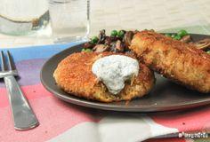 Hamburguesa de salmón ahumado con salsa de eneldo | L'Exquisit