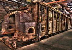 Don Valley Brick Works Ovens