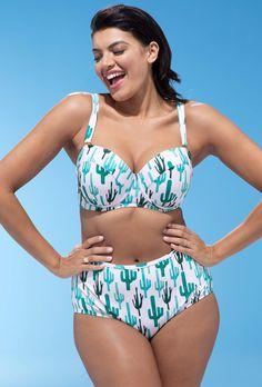 GabiFresh D/DD + E/F Milestone Underwire Bikini