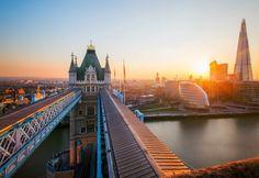 #London #sunset