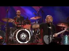 Joe Walsh plays 'Rocky Mountain Way' in 2012 with Ringo Starr and His All Starr Band.   Music Is Life