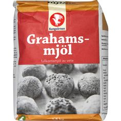 Kungsornen Grahamsmjol - Graham Flour