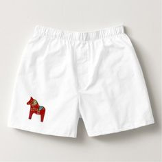 Dala Horse Boxer Shorts - diy cyo customize create your own #personalize