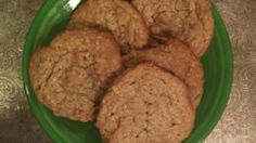 This cookie recipe combines peanut butter and oatmeal into one quick and easy cookie.