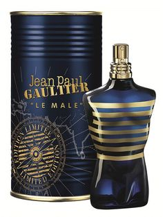 "JEAN PAUL GAULTIER ""LE MALE"""