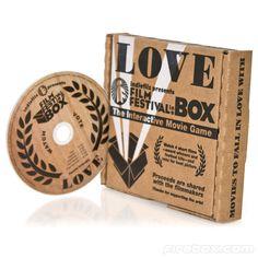 LOVE Film Festival in a Box