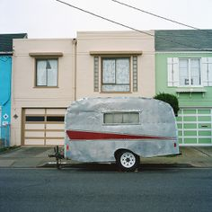 The Streets of San Francisco – Photography by Christopher Hall