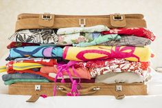 How to pack for a beach holiday