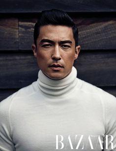 Daniel Henney in Ermenegildo Zegna for Harpers Bazaar Korea Daniel Henney, Korean Men, Asian Men, Asian Guys, Korean Style, Asian Actors, Asian Celebrities, Celebs, Actor Model