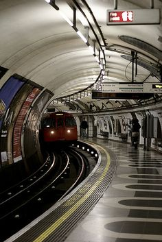 The Tube, of course.