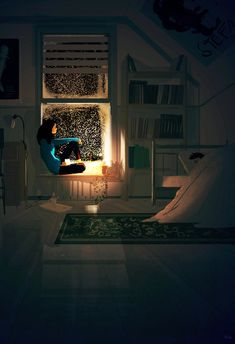 One of my favorite artists ever: Pascal Campion - Album on Imgur