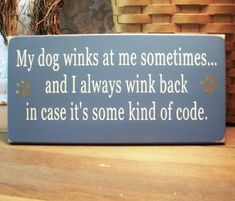 wink...just in case :)