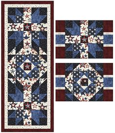 Download Free Pattern American Pride by Timeless Treasures. Free Sewing and quilting patterns, tips and more at the FabShop Hop!