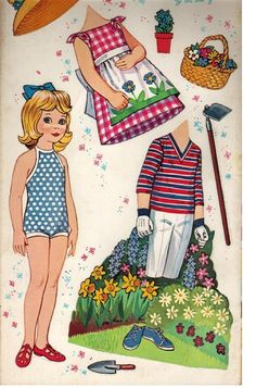 Tammy and Pepper Paper Dolls* The International Paper Doll Society by Arielle Gabriel for all paper doll and paper toy lovers. Mattel, DIsney, Betsy McCall, etc. Join me at #ArtrA, #QuanYin5 Linked In QuanYin5 YouTube QuanYin5!