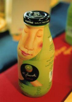 亜種音TVでヒラサワが飲んでいたキウイ・ジュース