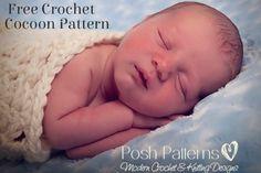 Free Cocoon Crochet Pattern