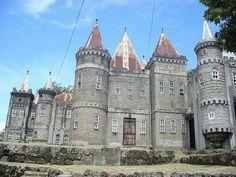 Castillos - Barva -Heredia - Costa Rica