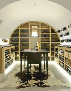 This could be my wine cellar AND closet